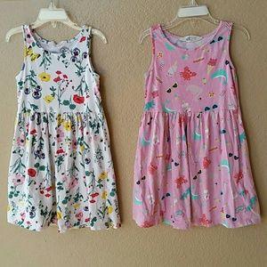 H&M Sleeveless Dresses size 6-8